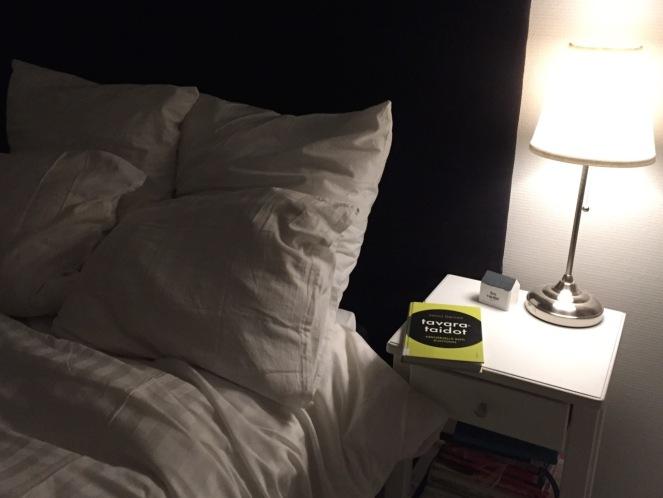 Sänky kutsuu