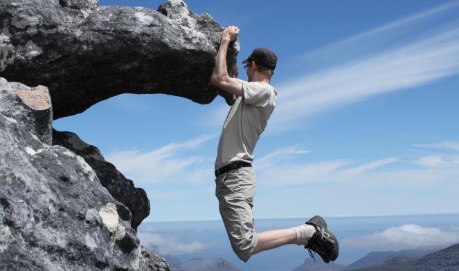 Kalliosta kiinni