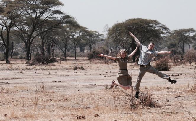 Yhdessä savannilla